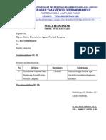 Surat Pengantar Pembinaan Siswa