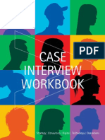 Case Interview Workbook