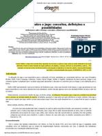 Reflexões Sobre o Jogo_ Conceitos, Definições e Possibilidades