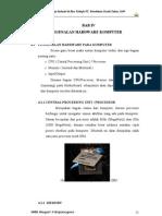 Laporan PSG di PT. PETROKIMIA GRESIK Bab IV Pen Gen Alan Hardware Komputer