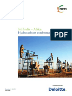 3rd IndaiAfrica Hydrocarbon Conference