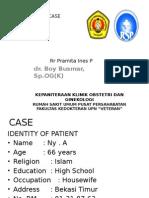Presentation Case Cacx