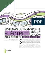 Sistema de Transporte Electrico