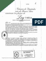 ley 14656