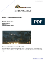Guia Crysis 2 Pc
