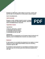 Productos con base en cafe para Libro Cafe Don Bosco.doc