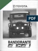 Toyota Bandeirante 1996-2001