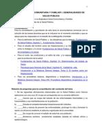 Consolidacion Tema 1 Salud Comunitaria