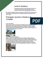 Atractivos Turísticos arequipa.doc