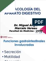 Farmacologia - Digestivo