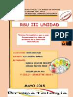 RSU III