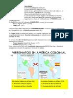 El Gobierno Durante La Época Colonial