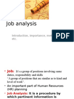 M-1 Job analysis.pptx