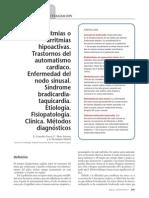 Bradiarritmias -Revista medicine