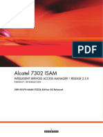 7302 7330 ISAM R2 5 Product Information