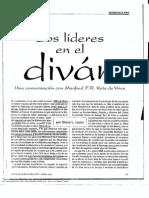 Lectura 12. Líderes en El Diván (1)