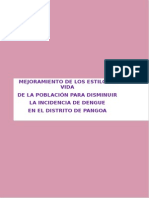 Perfil de Proyecto Modelo
