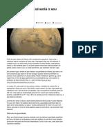 Clique Ciência_ Qual Seria o Seu Peso Em Marte_ - Notícias - Ciência