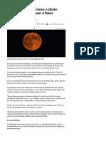 Por Que Eclipses Como o Deste Domingo Preocupam a Nasa - Notícias - Ciência