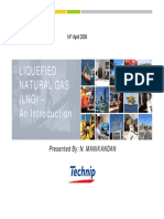 LNG an Introduction