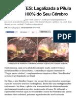 Pílula Capaz de _turbinar_ o Cérebro e Aumentar o QI Em 47% é Lançada No Brasil _ Superinteressante
