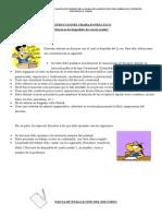 Instrucciones Discurso Fin de Año