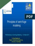 6.Principles of Centrifuge Modeling