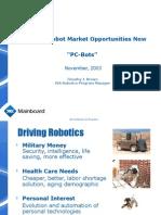 Via in Robotics