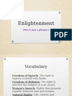 the enlightenment  website powerpoint