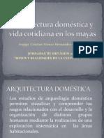 Arquitectura Domestica y Vida Cotidiana