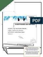 Auditoria de Sistemas (Autoguardado)