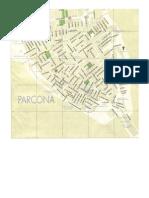 mapa parcona