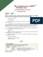 Codigo Procesal Civil septiembre 2015 SPIJ