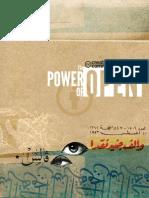 El Poder de lo Abierto (Libros Abiertos - Creative Commons).