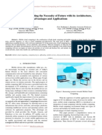 Mobile Cloud Computing the Necessity of Future with its Architecture, Advantages and Applications.pdf