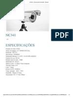 NC341 _ Câmeras Infra-Vermelho - Neocam