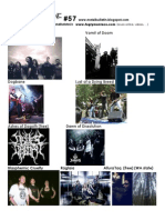 Metal Bulletin Zine 57