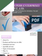 Superb Enterprises Pvt. Ltd.