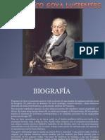 Francisco Goya Lucientes