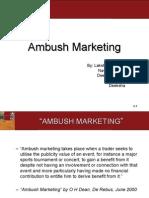 Ambush Market Ting