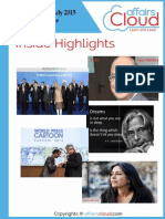 Current Affairs July PDF Capsule 2015 by AffairsCloud (1)