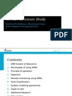 Literature Presentation - Health & Performance Monitoring Using Active Magnetic Bearing