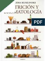 Nutricion y Bromatologia - Claudia Kuklinski