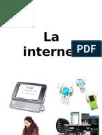 La Internet, Intranet, Extranet