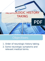 Neurologic Hx taking.ppt