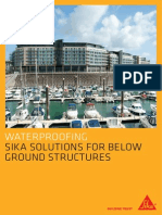 Bro Sika Waterproofing Brochure