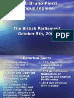 UK Parliament, Oct 9