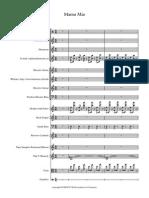 A-Teens Mama_Mia - Full Score.pdf