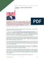 The Bernard Longe Judgment - Post Impact Analysis 120310