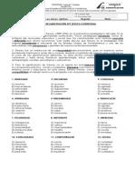Guía de Ejercitación Lexico Contextual 7